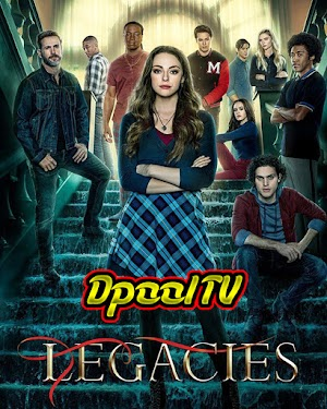 Legacies Temporada 3 Episodios (02/??) Sub Español MEGA