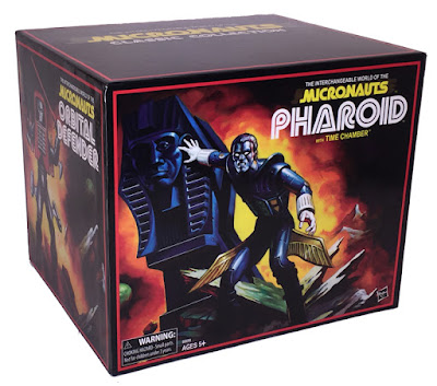 San Diego Comic-Con 2016 Exclusive Micronauts Classics Collection by Hasbro