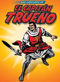el villano arrinconado, humor, chistes, reir, satira, Capitan Trueno, Victor Mora