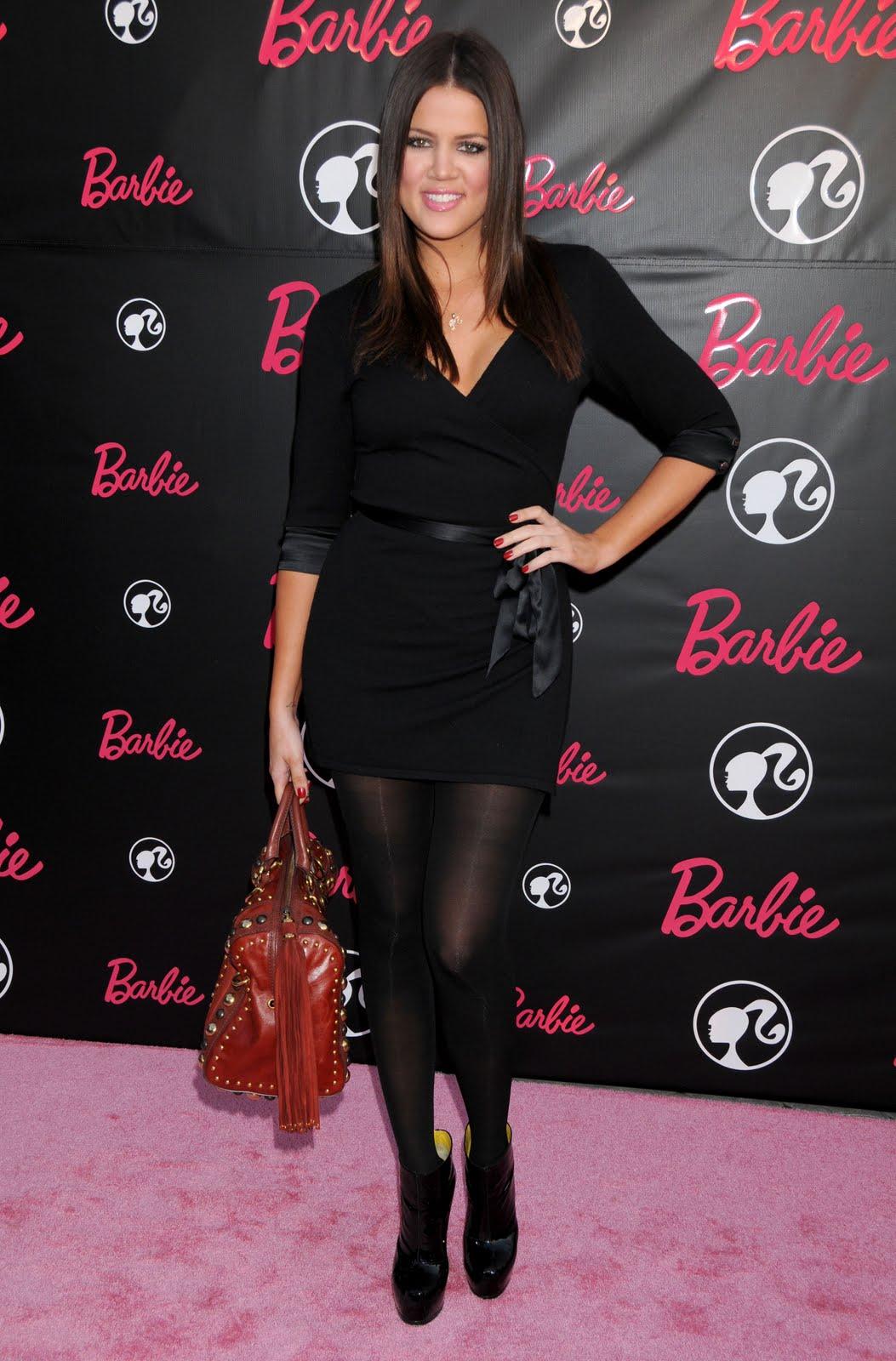 Celebrity Hosiery Khlo 233 Kardashian Odom