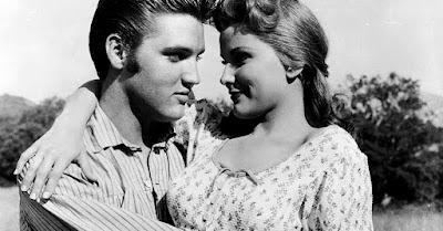 Elvis Presley - Debra Paget