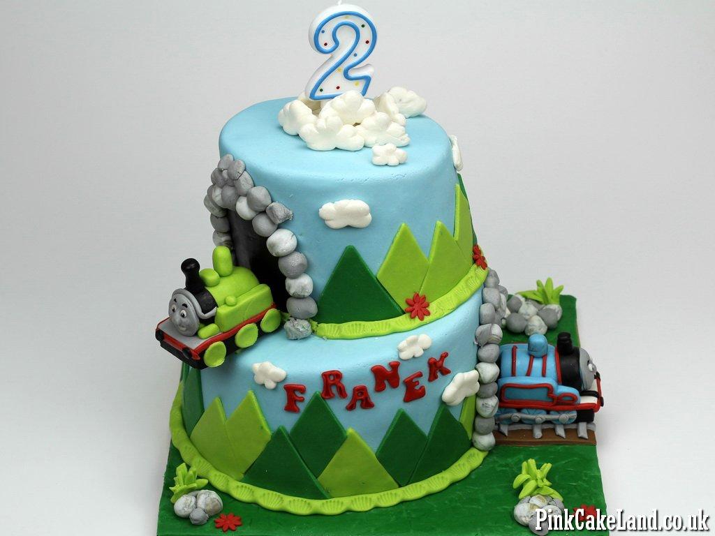Brilliant Birthday Cakes London Personalised Birthday Cards Sponlily Jamesorg