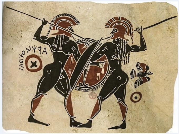 Οι εμφύλιοι πόλεμοι ήταν ενδημικό φαινόμενο στην αρχαία Ελλάδα