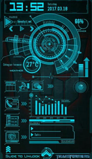 Tema HP OPPO Tembus Semua Aplikasi