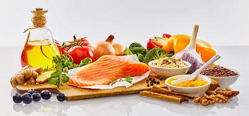 diferenças entre a dieta da Zona e a dieta Dieta Mediterrânica