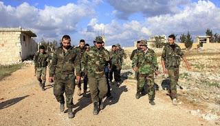 168 Elemen Bersenjata Iran Telah Tiba Di Idlib