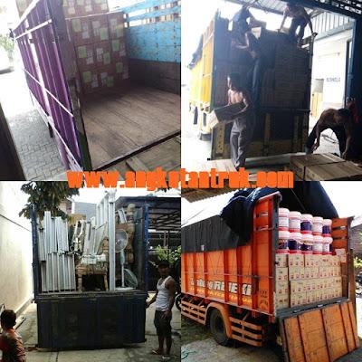 Jasa Angkutan Truk di Surabaya
