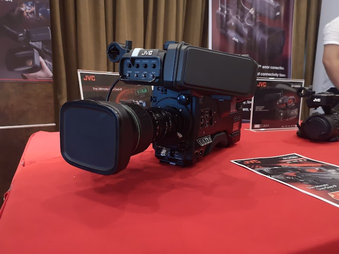 JVC Launches Connected Cam Products in The Philippines