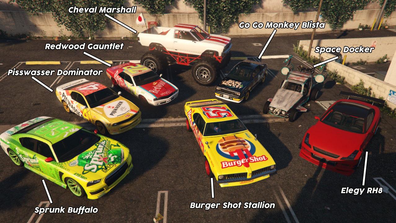 Cara Mendapatkan Semua Mobil Spesial Gta 5 Di Garasi Offline Story Mode Hotgamemagazine Com
