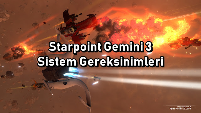 Starpoint Gemini 3 Sistem Gereksinimleri