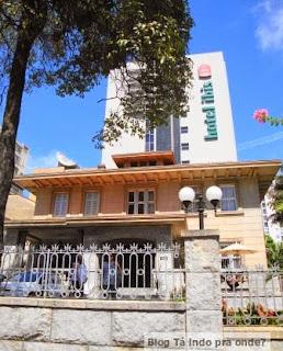 Hotel Ibis Liberdade BH