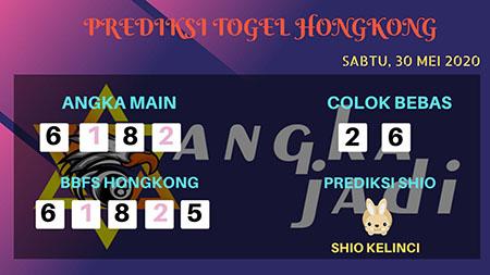 Prediksi HK Malam Ini 30 Mei 2020 - Bocoran HK
