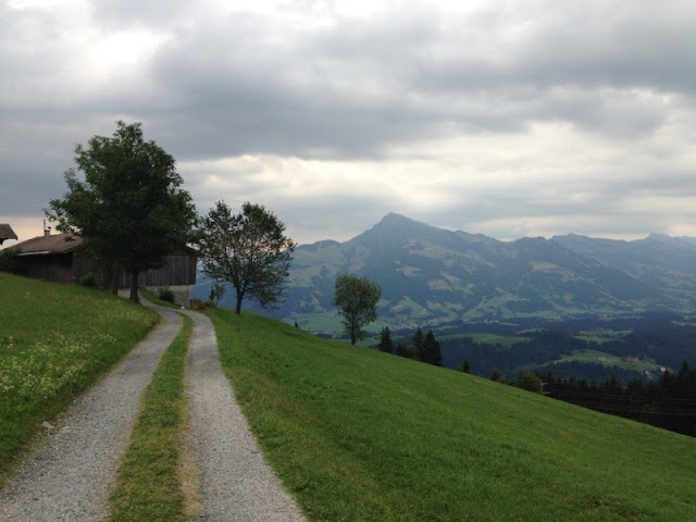 Trails Reith bei Kitzbühel Astberg