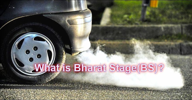 What is Bharat Stage(BS)?