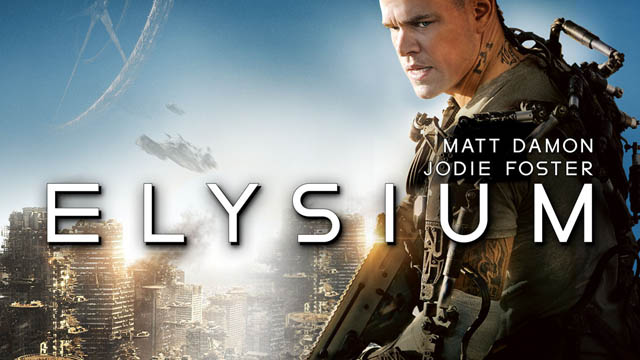 Elysium (2013) Movie [Dual Audio] [ Hindi + English ] [ 720p + 1080p ] BluRay Download