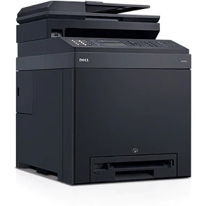 Delivers the professional person color printouts you lot require amongst  Dell 2155CDN Driver Downloads