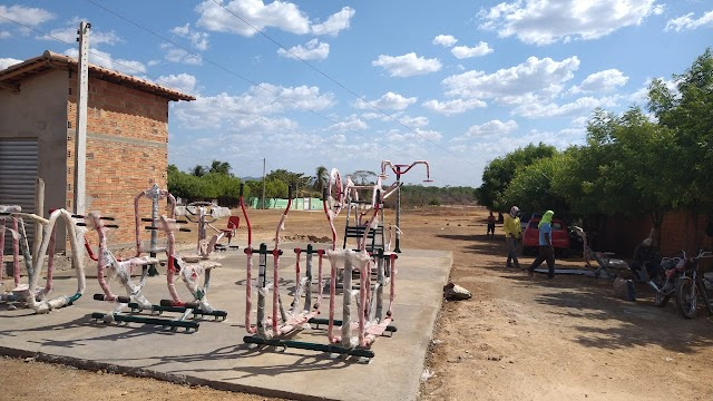 Instalação da academia do bairro Flor do Campo entra em fase de conclusão