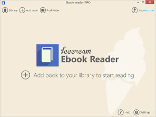 Icecream Ebook Reader Pro 4.50 Multilingual Full Patch