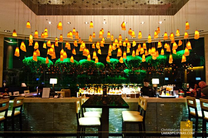 Marriott Manila Bar