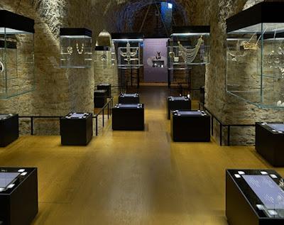 Ένας θησαυρός κρυμμένος στο Μουσείο Αργυροτεχνίας