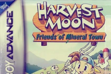 Cara Menggunakan Cheat Harvest Moon Friends Of Mineral Town