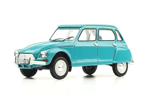 Citroën Dyane 6 1970 coches inolvidables salvat