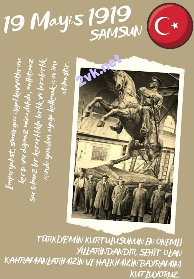 19 MAYIS 1919 ÖNEMİ