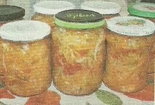 Рецепт заготовки щей на зиму