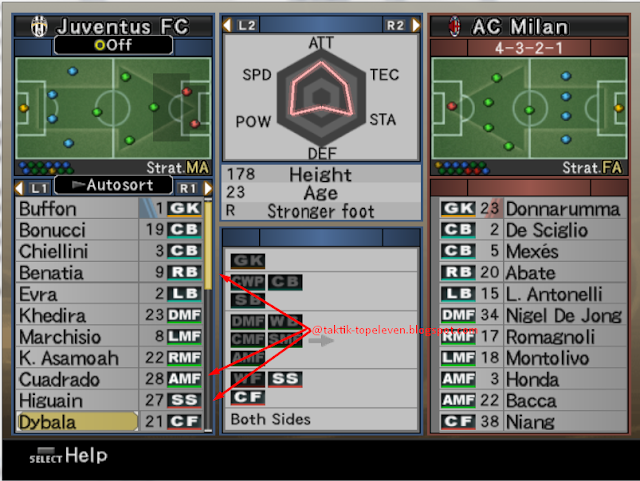 Option File PES 6 Full Transfer