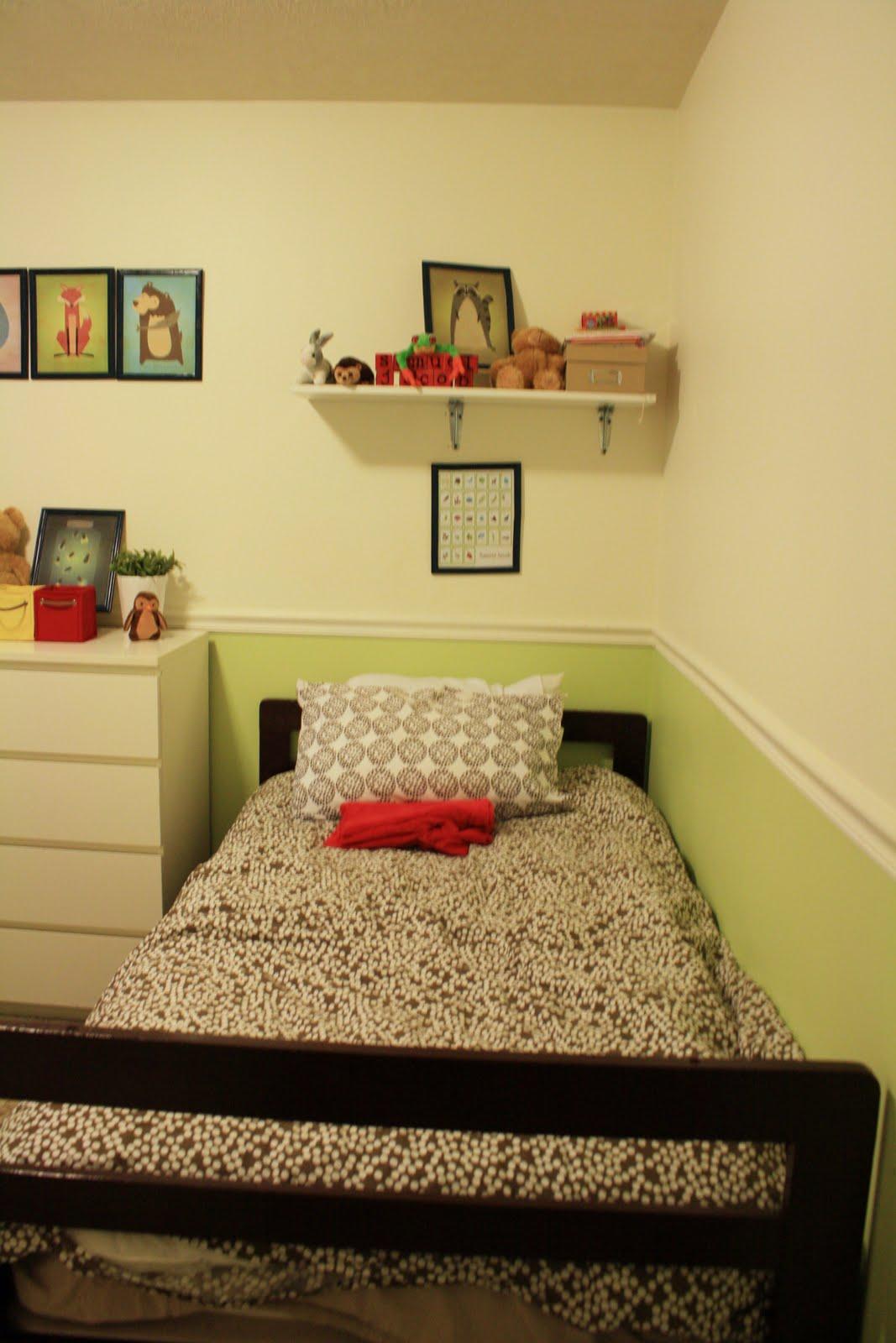 Ready Set Plan Kids Bedroom Makeover Woodland Creatures