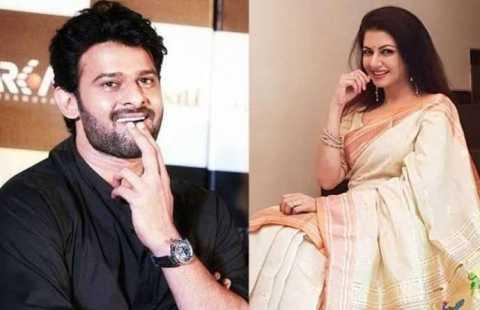 सलमान खान की हीरोइन हैं प्रभास की क्रश राधेश्याम की फिल्म में बाहुबली की मां की भूमिका निभाएगी