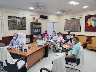 madhubani-administration-vc-meeting