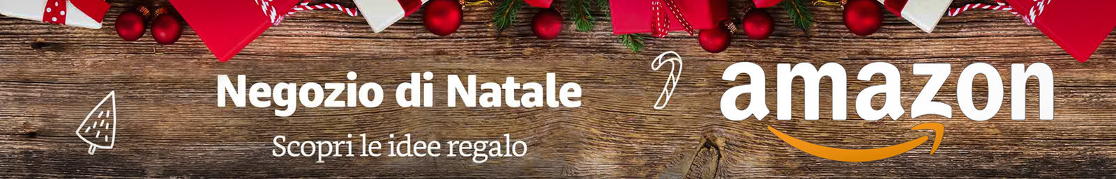 Amazon regali di Natale 2018