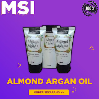MSI ARGAN OIL