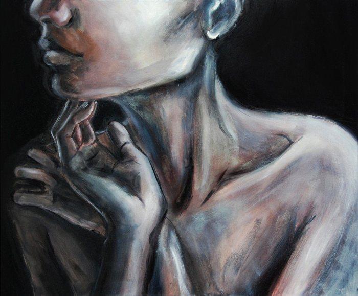 Канадский художник. Maxime Cousineau-Perusse