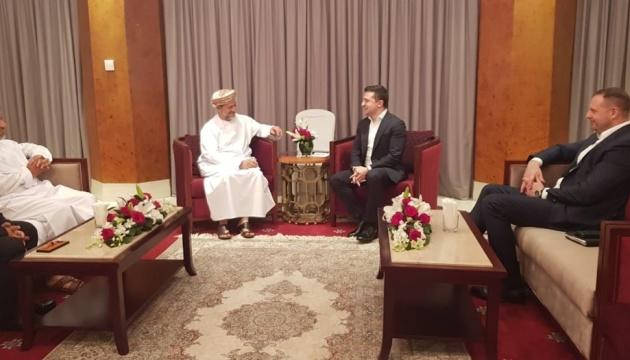 Пристайко не зміг пояснити, що Зеленський робив в Омані
