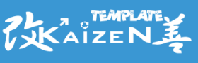 Free Download Kaizen Template Blogger