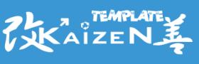 Free Download Kaizen Template Blogger
