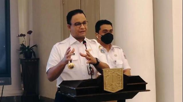 Pernyataan Lengkap Anies soal PSBB Ketat Berlaku Mulai Besok di Jakarta