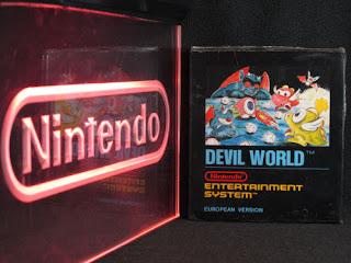 NES Devil World