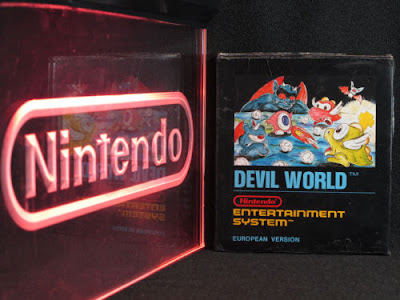 NES Devil World