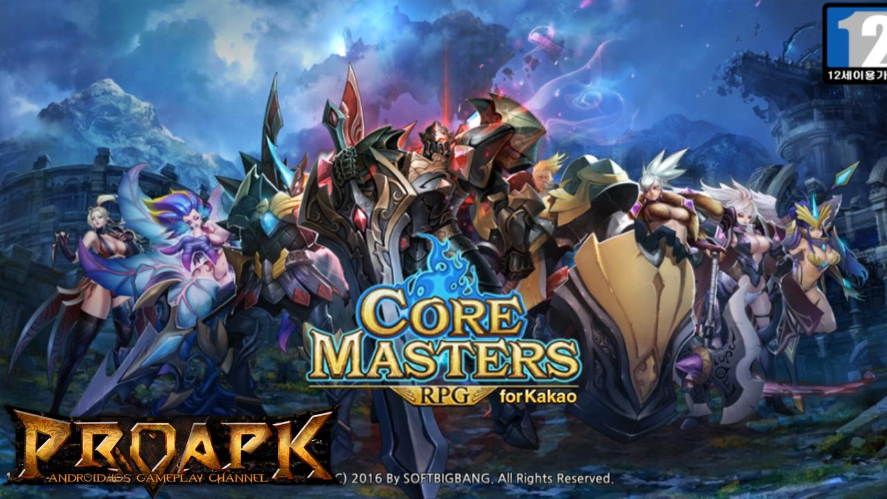 코어마스터즈 RPG for Kakao