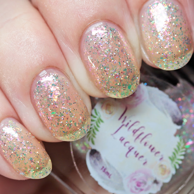 Wildflower Lacquer Breathe, Just Breathe