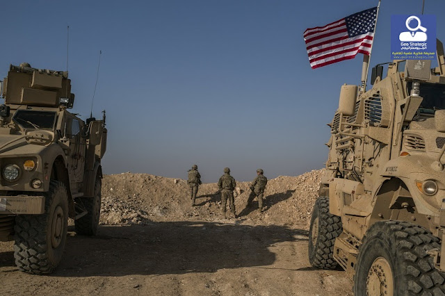 الولايات المتحدة الأمريكية وتركيا في خط التماس المباشر بـ منبج