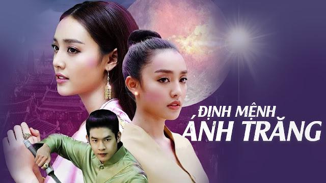 Định Mệnh Ánh Trăng - Likit Haeng Jan (2019) - phim Thái Lan