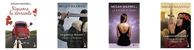 libros de Megan Maxwell