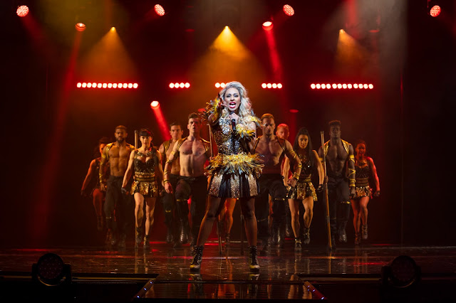 theatre review the bodyguard 2019