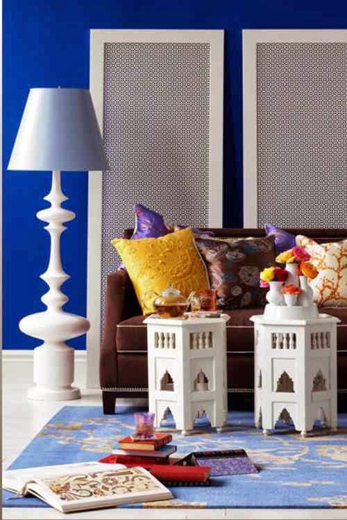 Estilo xv marroqu decoraci n patri blanco - Muebles estilo marroqui ...