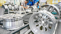 Modern Heavy Duty Wheel Manufacturing & Other Amazing Production Method. Incredible Factory Machines