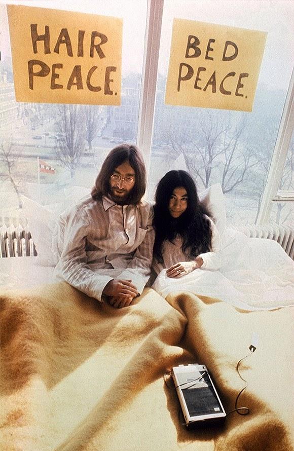 Biopic sur l'histoire d'amour entre John Lennon et Yoko Ono